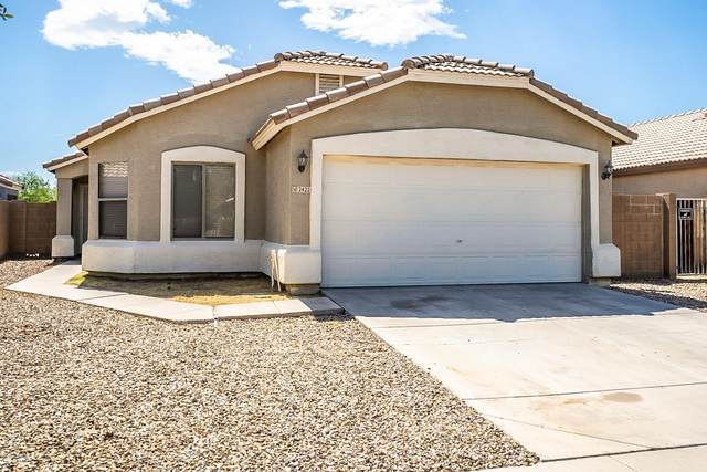 2422 S 82ND Lane, Phoenix, AZ 85043 (MLS #6098582) :: Lifestyle Partners Team