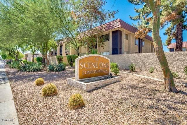 700 W University Drive #155, Tempe, AZ 85281 (MLS #6098586) :: Klaus Team Real Estate Solutions