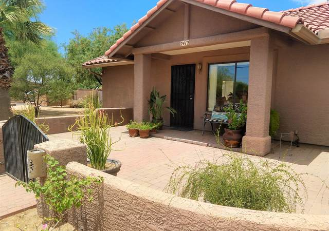 2412 W Irvine Road, Phoenix, AZ 85086 (MLS #6098591) :: Conway Real Estate