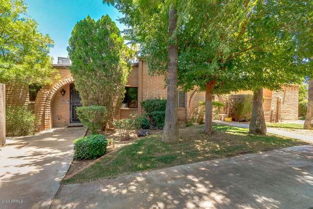 3066 N 32ND Street #366, Phoenix, AZ 85018 (MLS #6098596) :: Brett Tanner Home Selling Team