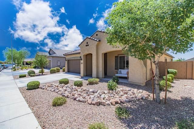 11047 E Topaz Avenue, Mesa, AZ 85212 (MLS #6098621) :: Yost Realty Group at RE/MAX Casa Grande