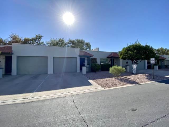 4328 E Capri Avenue #169, Mesa, AZ 85206 (MLS #6098626) :: Scott Gaertner Group