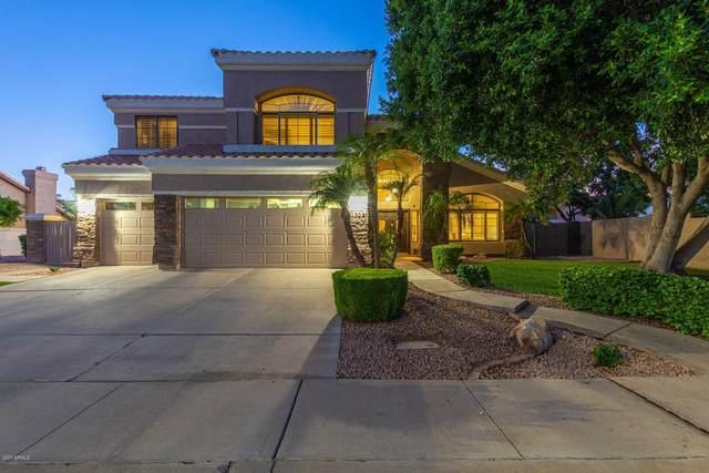 1302 N Crystal Shores Drive, Gilbert, AZ 85234 (MLS #6098627) :: Klaus Team Real Estate Solutions