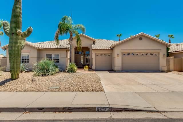 8895 E Wood Drive, Scottsdale, AZ 85260 (MLS #6098648) :: The Bill and Cindy Flowers Team