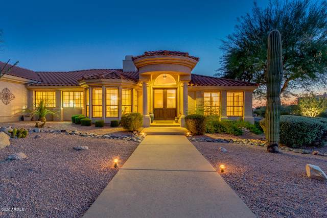 6446 E Trailridge Circle #36, Mesa, AZ 85215 (MLS #6098663) :: The C4 Group