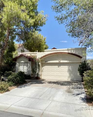 1607 N Comanche Drive, Chandler, AZ 85224 (MLS #6098664) :: Midland Real Estate Alliance