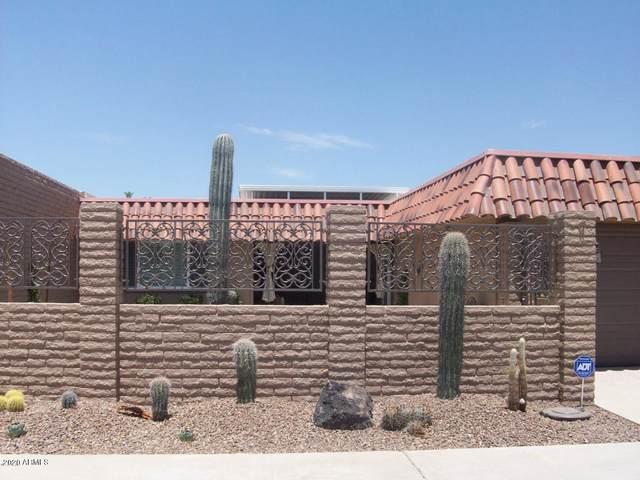 10720 W Topaz Drive, Sun City, AZ 85351 (MLS #6098672) :: Scott Gaertner Group