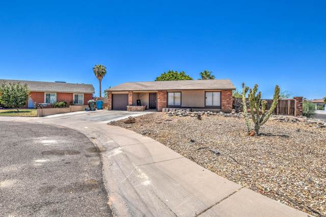 8651 W Devonshire Avenue, Phoenix, AZ 85037 (MLS #6098673) :: The Luna Team