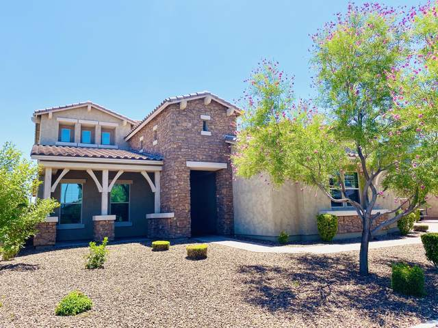 3797 E Strawberry Drive, Gilbert, AZ 85298 (MLS #6098687) :: My Home Group