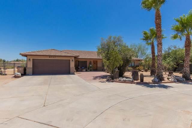 8717 W Camino De Oro, Peoria, AZ 85383 (MLS #6098689) :: The Bill and Cindy Flowers Team