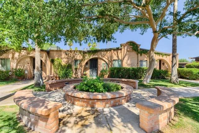 3056 N 32ND Street #345, Phoenix, AZ 85018 (MLS #6098690) :: Brett Tanner Home Selling Team