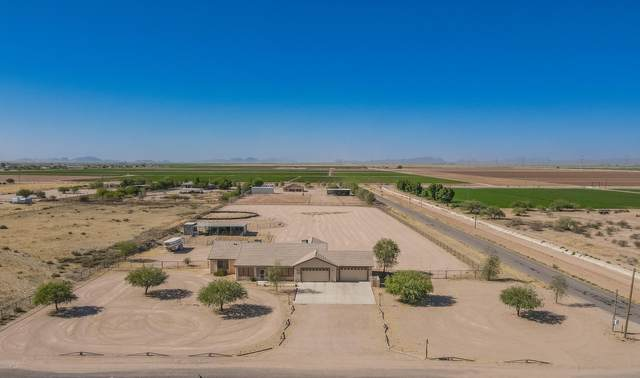 35105 W Cudia Road, Stanfield, AZ 85172 (MLS #6098696) :: Conway Real Estate