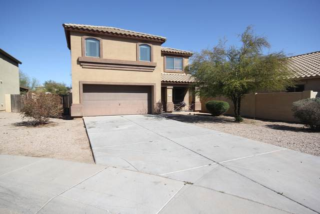 7238 W Winslow Avenue, Phoenix, AZ 85043 (MLS #6098716) :: Brett Tanner Home Selling Team