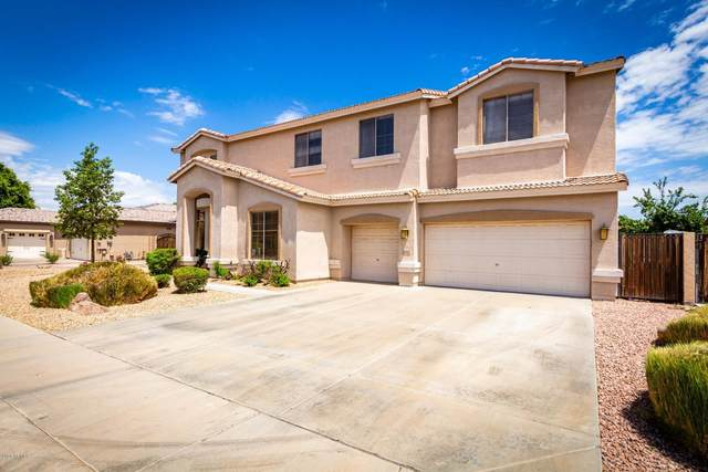 2042 W Hawken Way, Chandler, AZ 85286 (MLS #6098722) :: CANAM Realty Group