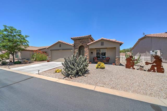 2101 S Meridian Road #157, Apache Junction, AZ 85120 (MLS #6098728) :: Kepple Real Estate Group