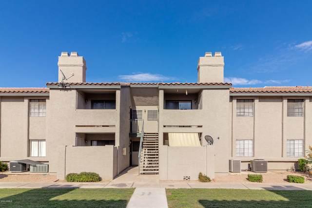 533 W Guadalupe Road #2035, Mesa, AZ 85210 (MLS #6098739) :: Brett Tanner Home Selling Team