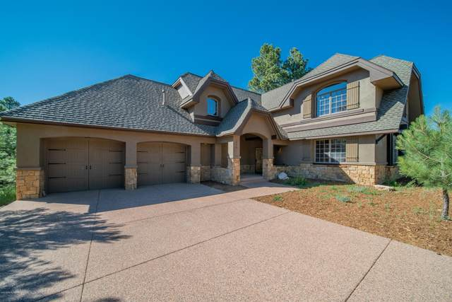 1716 E Mossy Oak Court, Flagstaff, AZ 86005 (MLS #6098762) :: Brett Tanner Home Selling Team