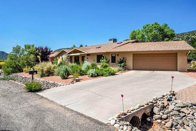 75 Montazona Trail, Sedona, AZ 86351 (MLS #6098769) :: Brett Tanner Home Selling Team