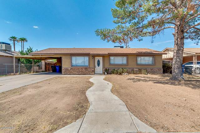 1624 W Belfast Street, Mesa, AZ 85201 (#6098771) :: Luxury Group - Realty Executives Arizona Properties