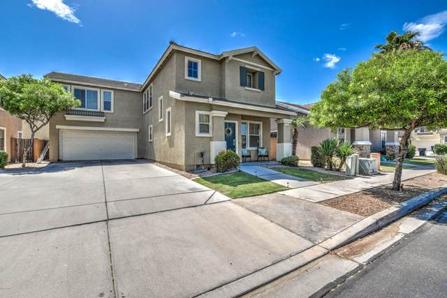 2138 S Lorena, Mesa, AZ 85209 (MLS #6098795) :: The Carin Nguyen Team