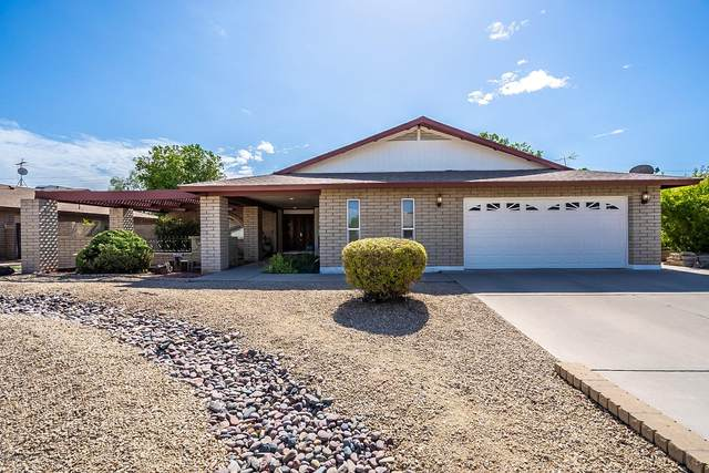 16609 N 35TH Drive, Phoenix, AZ 85053 (MLS #6098796) :: Lifestyle Partners Team