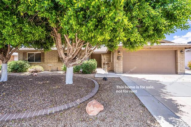 4118 W Hayward Avenue, Phoenix, AZ 85051 (MLS #6098799) :: The Garcia Group