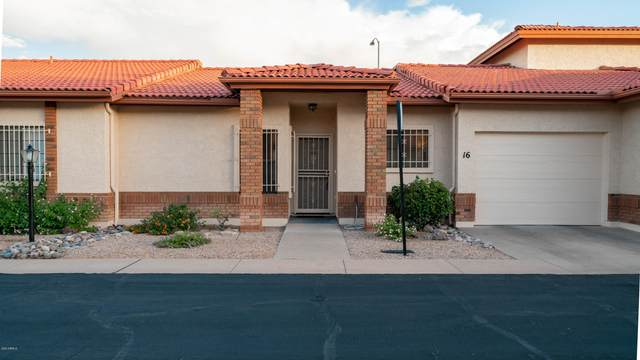 501 E 2ND Avenue #16, Mesa, AZ 85204 (MLS #6098802) :: Lux Home Group at  Keller Williams Realty Phoenix