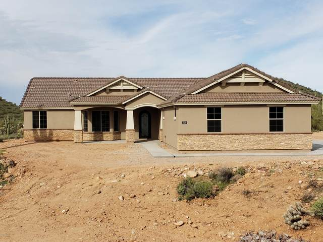 24xx S Barkley (Lot 4) Road, Apache Junction, AZ 85119 (MLS #6098809) :: The Everest Team at eXp Realty