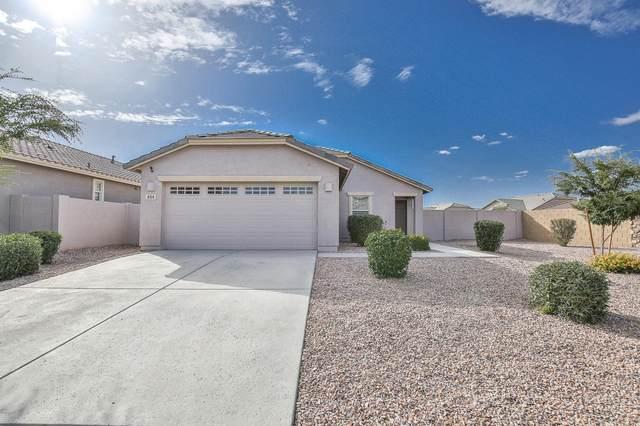 844 W Hot Springs Trail, San Tan Valley, AZ 85140 (MLS #6098823) :: Arizona Home Group