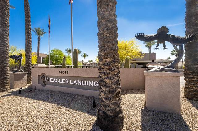 14815 N Fountain Hills Boulevard #105, Fountain Hills, AZ 85268 (MLS #6098826) :: The W Group