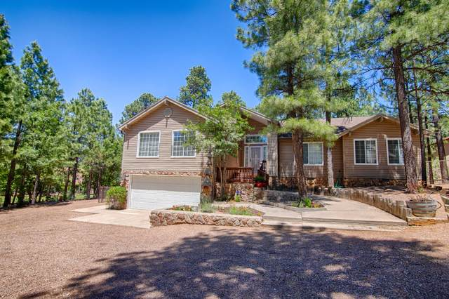 3428 W Country Club Circle, Show Low, AZ 85901 (MLS #6098853) :: Yost Realty Group at RE/MAX Casa Grande