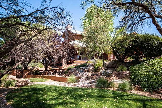 15005 E Upper Ridge Lane, Mayer, AZ 86333 (#6098854) :: Luxury Group - Realty Executives Arizona Properties