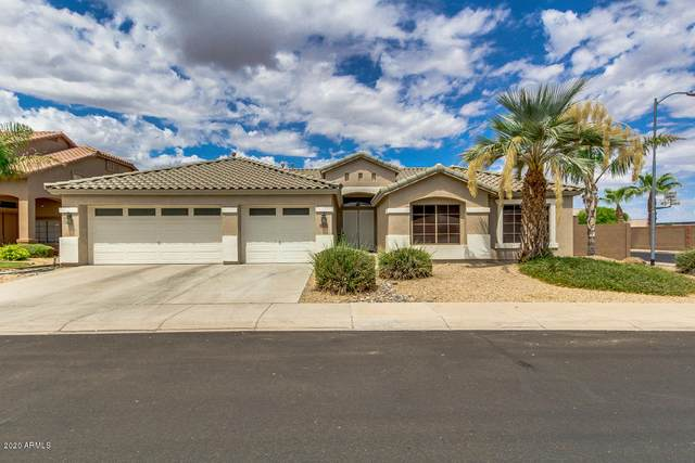 8618 S 45TH Glen, Laveen, AZ 85339 (MLS #6098855) :: The Garcia Group