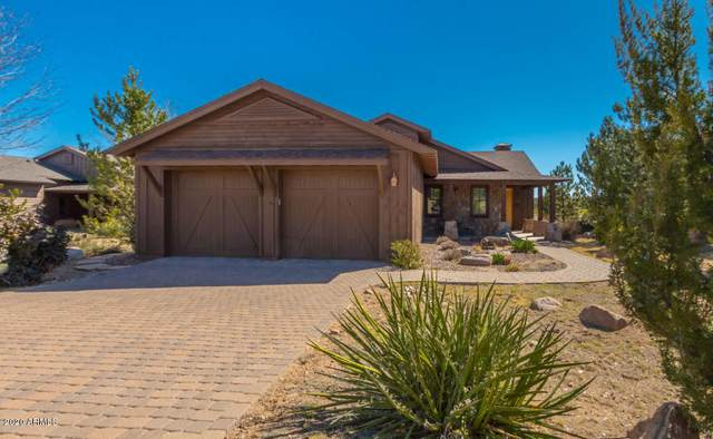 15195 N Clubhouse View Lane, Prescott, AZ 86305 (MLS #6098886) :: Brett Tanner Home Selling Team