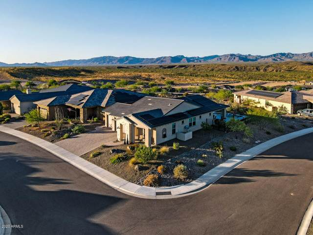 4555 Fletcher Court, Wickenburg, AZ 85390 (MLS #6098896) :: Riddle Realty Group - Keller Williams Arizona Realty