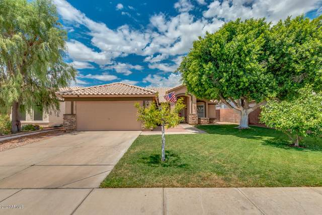8622 W Dahlia Drive, Peoria, AZ 85381 (MLS #6098900) :: Brett Tanner Home Selling Team