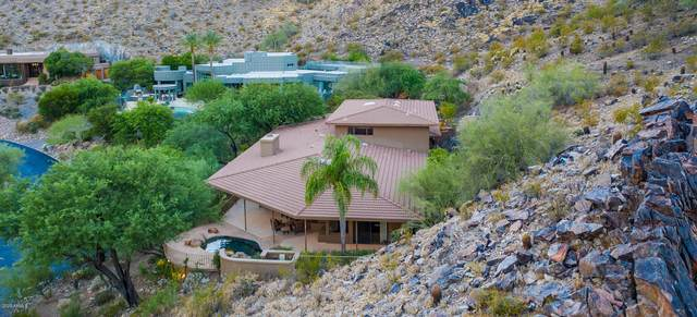 4628 E Foothill Drive, Paradise Valley, AZ 85253 (MLS #6098906) :: Lucido Agency