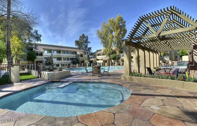 1331 W Baseline Road #130, Mesa, AZ 85202 (MLS #6098909) :: Brett Tanner Home Selling Team