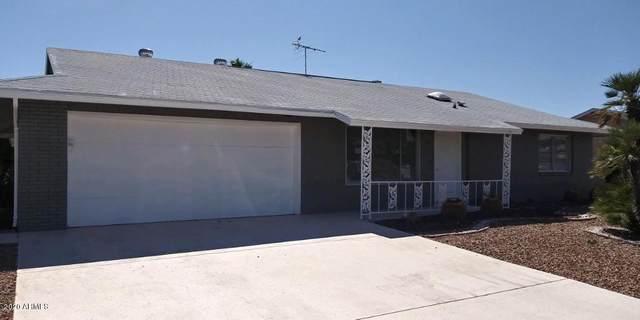 18806 N Welk Drive, Sun City, AZ 85373 (MLS #6098918) :: Yost Realty Group at RE/MAX Casa Grande