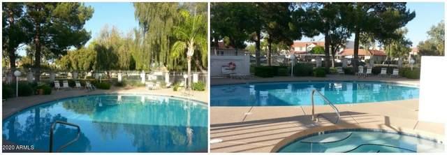 8625 E Belleview Place #1124, Scottsdale, AZ 85257 (MLS #6098921) :: The Daniel Montez Real Estate Group