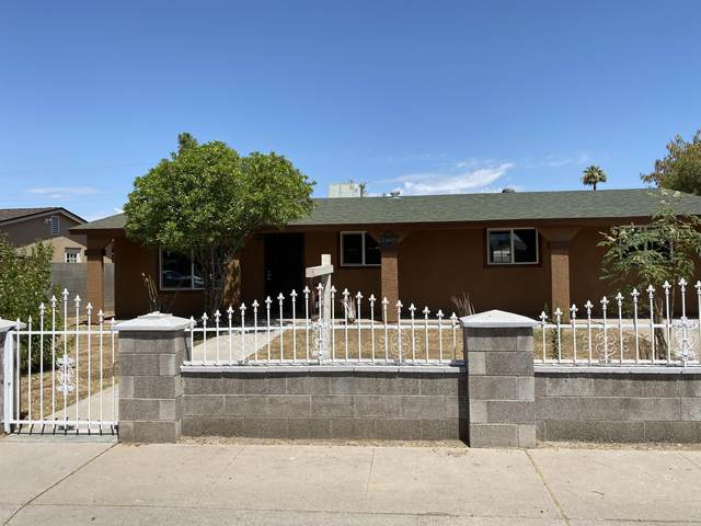 2646 N 49th Avenue, Phoenix, AZ 85035 (MLS #6098926) :: Brett Tanner Home Selling Team