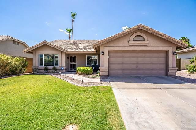 574 S Cheri Lynn Drive, Chandler, AZ 85225 (MLS #6098946) :: Kepple Real Estate Group