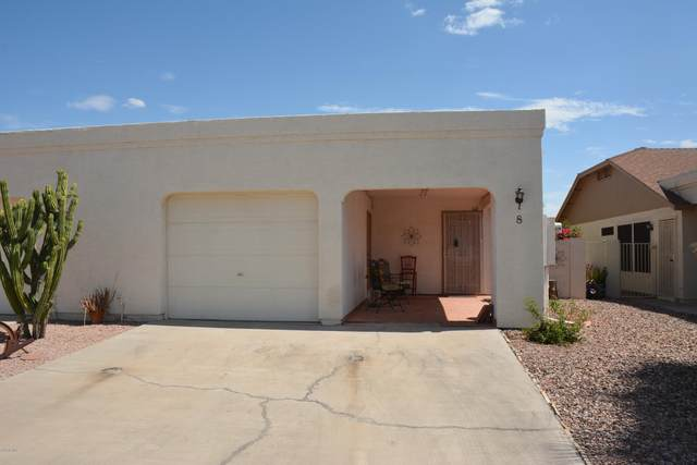 1920 S Plaza Drive #8, Apache Junction, AZ 85120 (MLS #6098953) :: Conway Real Estate
