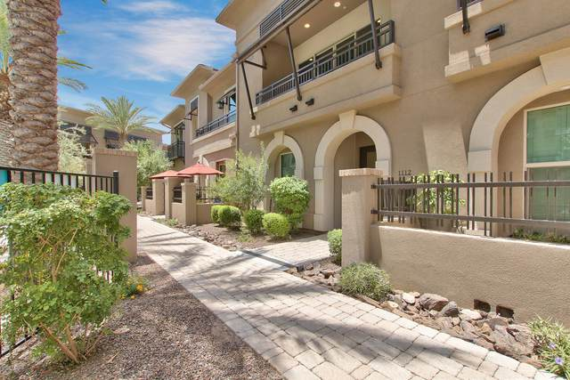 6565 E Thomas Road #1112, Scottsdale, AZ 85251 (MLS #6098956) :: Selling AZ Homes Team