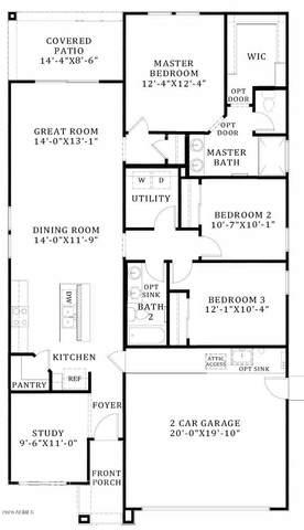 8859 S 166TH Avenue, Goodyear, AZ 85338 (MLS #6098961) :: Devor Real Estate Associates