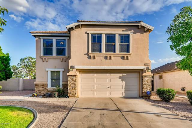 10513 E Plata Avenue, Mesa, AZ 85212 (MLS #6098963) :: The Carin Nguyen Team