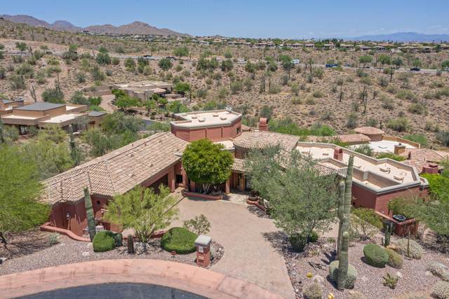 15230 E Cholla Crest Trail, Fountain Hills, AZ 85268 (MLS #6098970) :: The W Group
