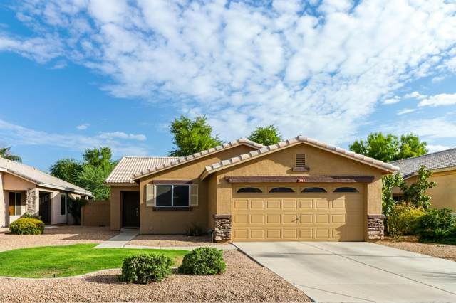 3565 E Woodside Way, Gilbert, AZ 85297 (MLS #6098991) :: My Home Group