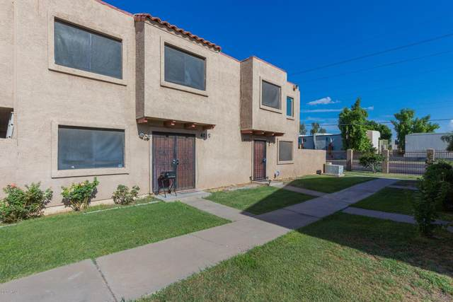 4010 W Camelback Road, Phoenix, AZ 85019 (MLS #6098999) :: Brett Tanner Home Selling Team