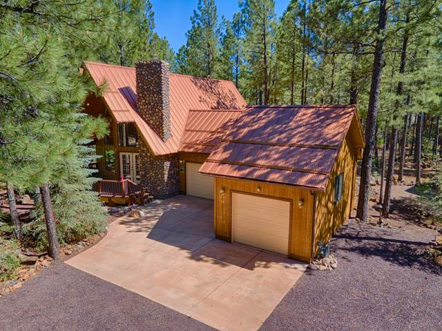 2783 Blue Lake Circle, Pinetop, AZ 85935 (MLS #6099000) :: The Property Partners at eXp Realty